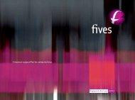 Télécharger le rapport annuel 2010 - Fives