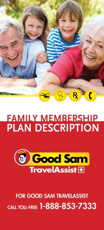 Good Sam TravelAssist Plan Description (PDF)