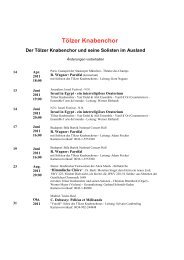 TKC_Terminkalender Presse _Ausland