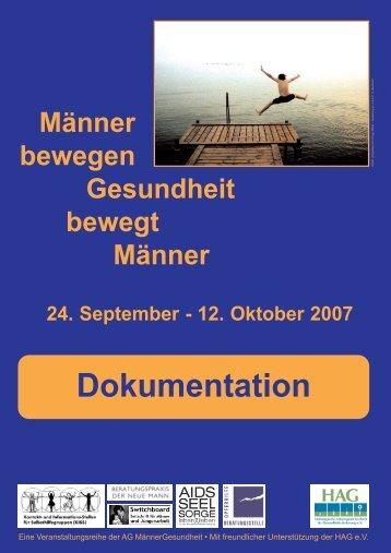 Dokumentation 2007 - bei KISS Hamburg