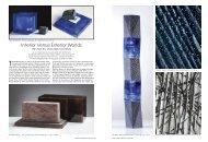 Download PDF: Craft Arts International article - The Scottish Gallery