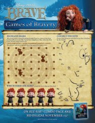 Games of Bravery