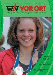 Ausgabe 22 - Württembergischer Leichtathletikverband