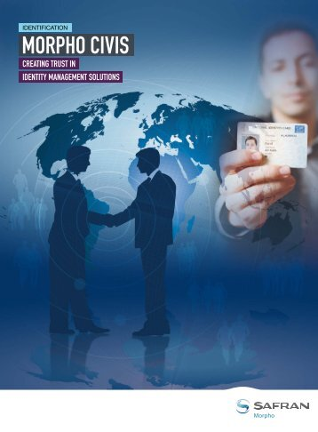 Morpho Civis brochure