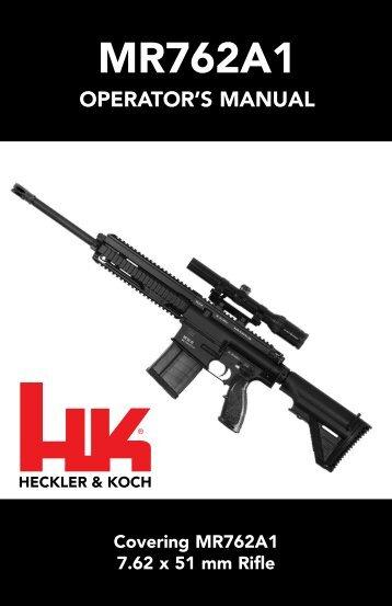 MR762A1 - Heckler & Koch USA