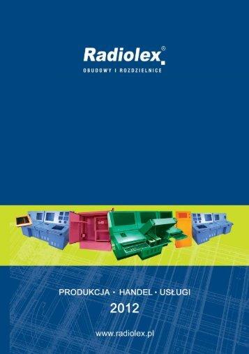 pl - Zakład Wielobranżowy RADIOLEX Sp. z o.o.