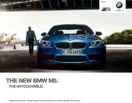 Catalogue (PDF, 3.5 MB) - BMW do