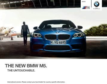 Catalogue (PDF, 3.5 MB) - BMW do