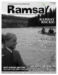 June 2008 - Ramsay Community Association in Calgary