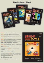 planet toys - mf verlag