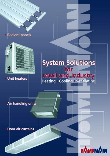 System Solutions for Retail & Industry - Keane Environmental