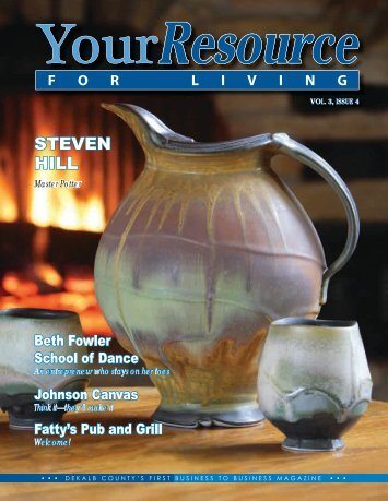 Your Resource for Life Volume 3 Issue 4 - Resource Bank