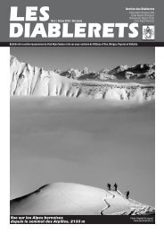 Février 2010 - Club Alpin Suisse - Section des Diablerets