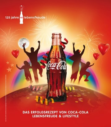 Lebensfreude & Lifestyle (PDF, 6 4 MB) - Coca-Cola Gmbh