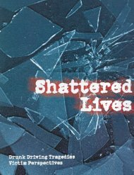 Stop-DWI:Shattered Lives (.pdf) – Dutchess County New York