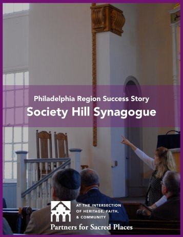 Society Hill Synagogue - Partners for Sacred Places