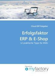 Erfolgsfaktor ERP & E-Shop: 12 praktische Tipps für KMU