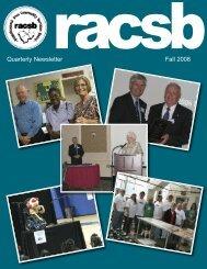 Fall 2008 - Rappahannock Area Community Services Board