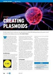 CREATING PLASMOIDS - Linux Magazine