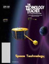 april 2003 vol. 62 no. 7 - International Technology and Engineering ...