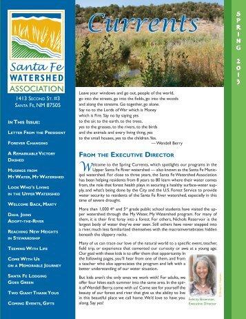 Download (PDF, 3.88MB) - Santa Fe Watershed Association