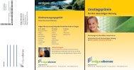 Umstiegsprämie - Erdgas Obersee AG