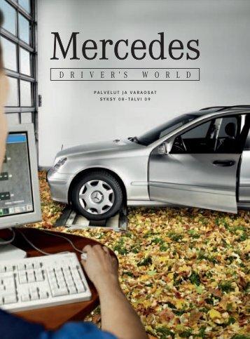 D R I V E R'S W O R L D  - Mercedes-Benz