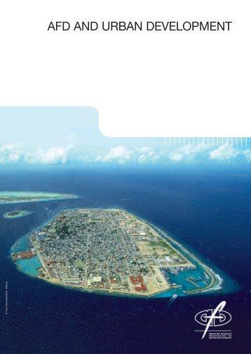 afd and urban development - Agence Française de Développement