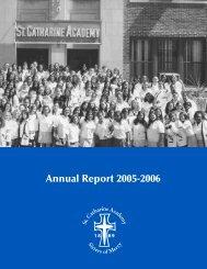 OLVA Areport - St. Catharine Academy