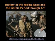 Middle Ages Gothic slides.pdf - DMHScommunity