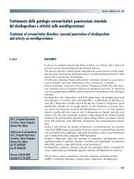 FULL TEXT - Giornale Italiano di Ortopedia e Traumatologia