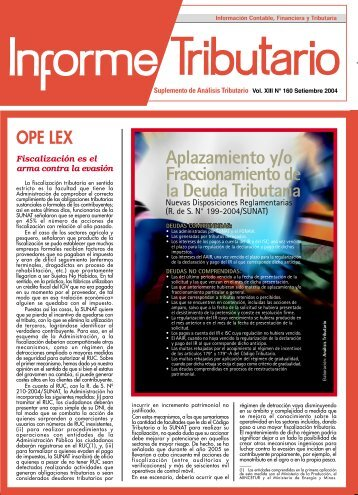 Apuntes Tributarios - AELE