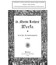 3-7400-0946-2 - D. Martin Luthers Werke. Weimarer Ausgabe ...