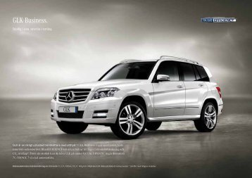 GLK Business. - Mercedes-Benz