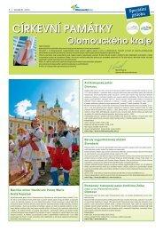 duben příloha 2012 - Církevní památky ... - Olomoucký kraj