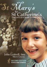 intro pages - Catholic Education Office Sydney