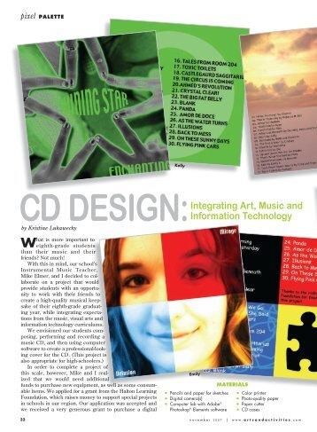 NOV pp 22-cover - Arts & Activities Magazine