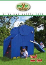 Spaß am Spiel - Meyer-Holz