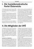 Das Organisationsstatut - SPÖ-Spillern - Page 5