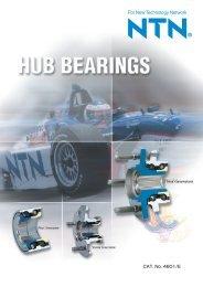 Hub Bearings - NTN Bearing