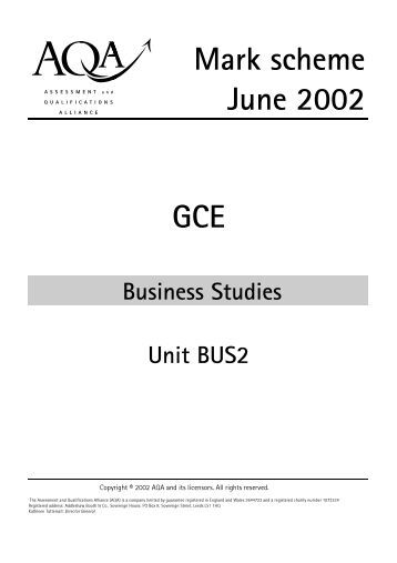 business studies coursework unit 1 Unit 1 topic 1 revision the right location depends on the type of business© pearson education 2010 edexcel gcse business unit 1 exam gcse business studies.