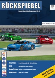 Klaus Bartling - Virtual Racing eV