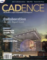 CADENCE Review 2000 - DataCAD LLC