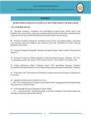 Pelan Integriti Organisasi (PIO) - Sabah