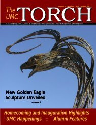 Volume 37, Number 1, Fall - Winter 2003 - University of Minnesota ...