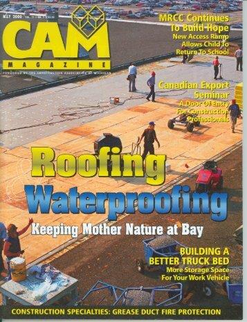 Waterproofing - StructureTec