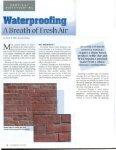 Waterproofing - StructureTec - Page 2