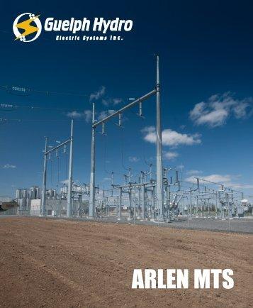 ARLEN MTS - Guelph Hydro
