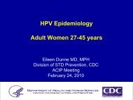 Genital HPV Infection - Oral Cancer Foundation