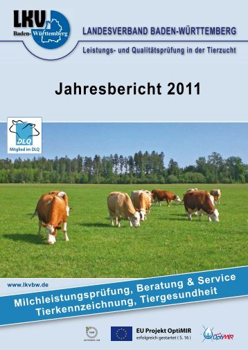 Heft 2011 - Landesverband Baden-Württemberg für ...